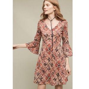 Anthropologie Maeve Erina Swing Dress xlarge